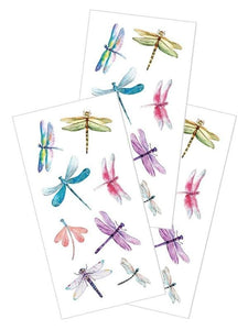 "Dragonflies 2"" Sticker"