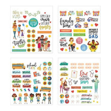 Load image into Gallery viewer, family life mini sticker book