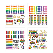 Load image into Gallery viewer, Love Is Love Mini Sticker Book