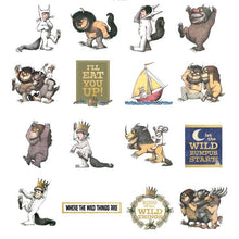 Load image into Gallery viewer, Where the Wild Things Are™ Diecut Sticker Pack