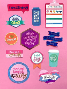 bright self care bundle