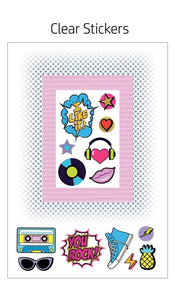 HP Moment Makers You Rock 3D Sticker Frame