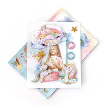 Load image into Gallery viewer, HP Moment Makers Unicorn 3D Sticker Frame