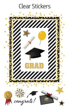 Load image into Gallery viewer, HP Moment Makers Graduation 3D Sticker Frame