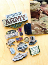 Load image into Gallery viewer, United States Army 3D Sticker