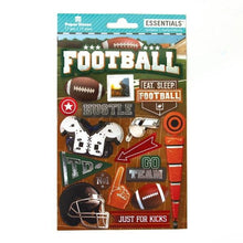 Load image into Gallery viewer, football essentials sticker