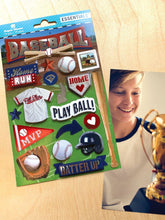 Load image into Gallery viewer, Baseball Essentials Sticker