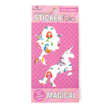 Load image into Gallery viewer, Magical Scratch & Sniff Sticker Folio