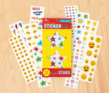 Load image into Gallery viewer, Super Stars Scratch & Sniff Sticker Folio