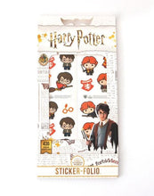 Load image into Gallery viewer, Harry Potter Sticker Folio