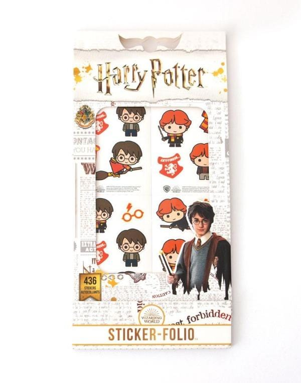 Harry Potter Sticker Folio