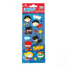 Load image into Gallery viewer, Justice League™ Chibi Heroes Puffy Stickers