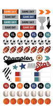 Load image into Gallery viewer, Sports Planner Stickers