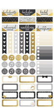 Load image into Gallery viewer, Always and Forever Planner Stickers
