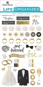 always and forever planner stickers