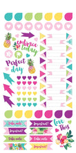 Load image into Gallery viewer, embrace today planner stickers