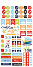 Load image into Gallery viewer, School Planner Stickers