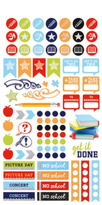 School Planner Stickers