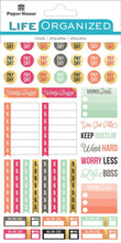 Load image into Gallery viewer, budget planner stickers