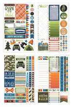 Load image into Gallery viewer, Great Outdoors Planner Stickers