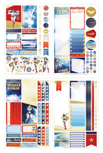 Load image into Gallery viewer, Wonder Woman ™ Planner Stickers