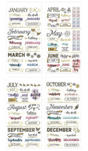 Load image into Gallery viewer, Creative Journaling Sticker Bundle