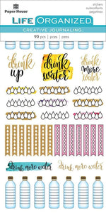 Trackers Creative Journaling Stickers
