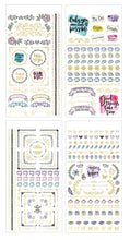Load image into Gallery viewer, Decorations Creative Journaling Stickers