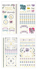 Decorations Creative Journaling Stickers