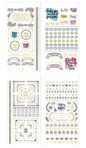 Creative Journaling Sticker Bundle