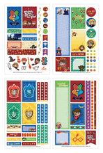Load image into Gallery viewer, Harry Potter™ Chibi Planner Stickers