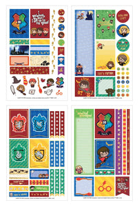 Harry Potter™ Chibi Planner Stickers