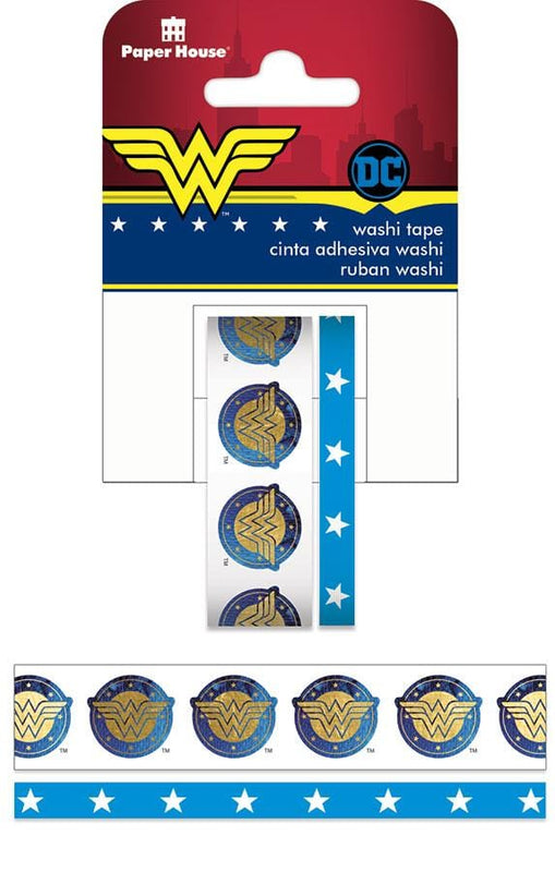 Wonder Woman ™ Washi Tape Set