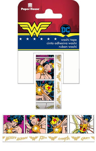 Wonder Woman™ Comic Washi Tape Set