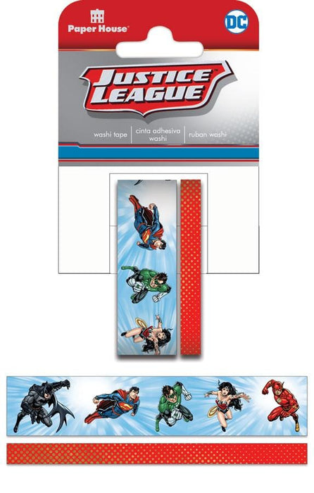 Justice League™ Heroes Washi Tape Set