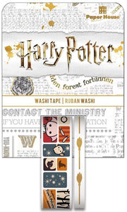 Harry Potter ™ Chibi Scenes Washi Tape Set