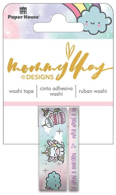 Blossom the Unicorn Washi Tape Set