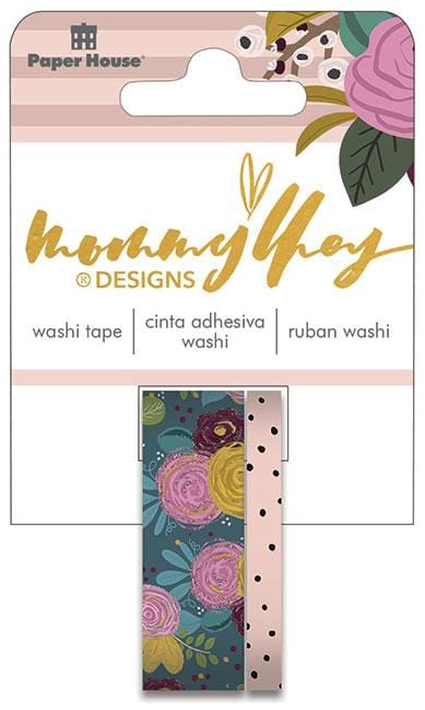 Blush Washi Tape Set