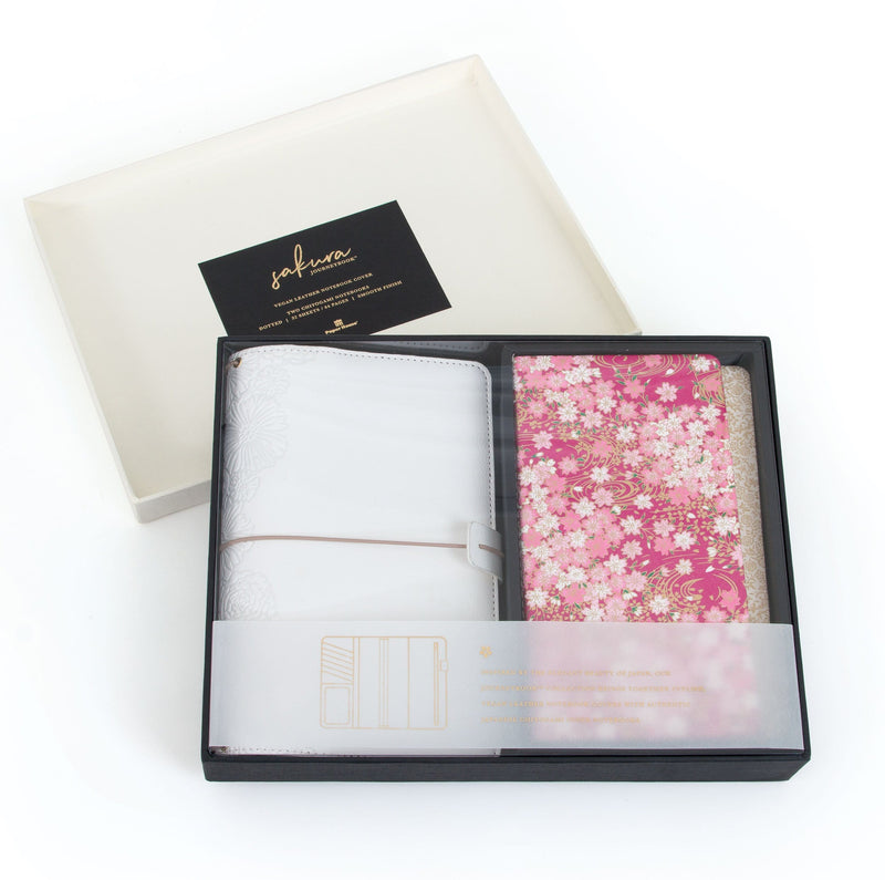 Sakura Premium Journey Book Set
