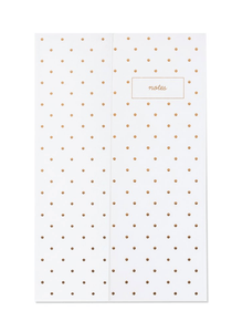The Pink Orange- Memo Folio