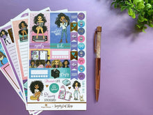 Load image into Gallery viewer, Planner Girl Weekly Kit Planner Stickers