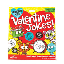 Load image into Gallery viewer, Scratch-Off Jokes Valentines