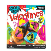 Load image into Gallery viewer, Cootie Catcher Valentines