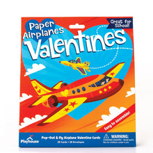 Load image into Gallery viewer, Paper Airplanes Valentines