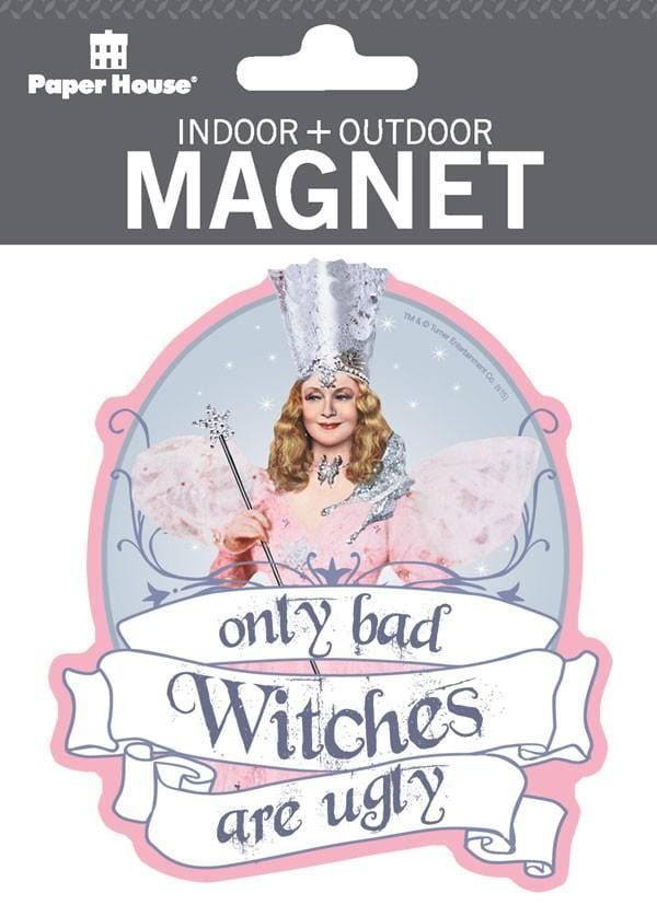 Wizard of Oz™ Glinda Indoor + Outdoor Magnet