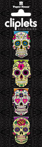 Sugar Skulls Magnetic Bookmarks