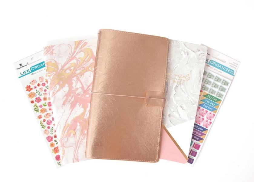 Budget Journey Book Gift Set