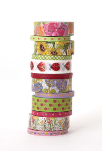 Carole Shiber Floral Washi Tape Bundle