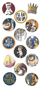 Where the Wild Things Are™ Puffy Sticker