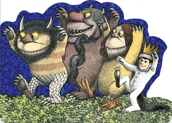 Where The Wild Things Are™ Foil Card